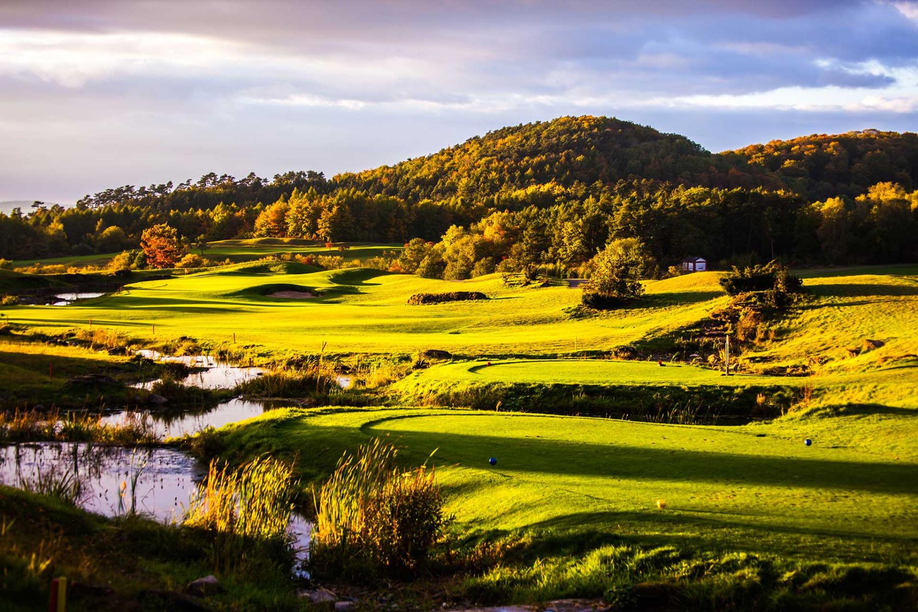 national golf resort klaipėda